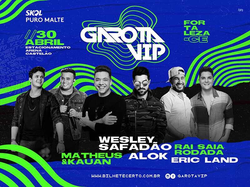 GAROTA VIP - FORTALEZA 2020