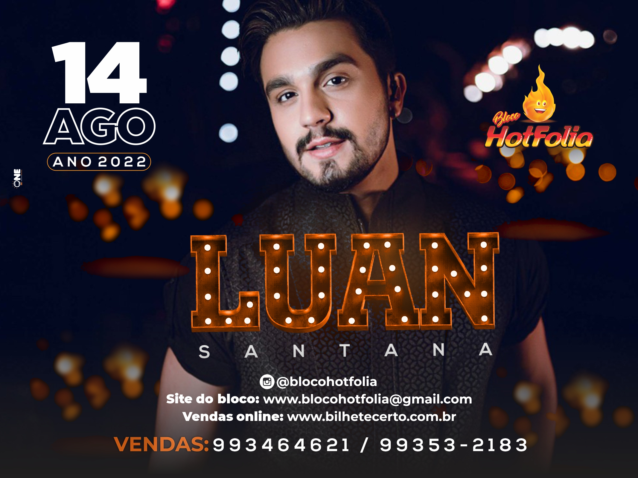 HOT SERTANEJO - LUAN SANTANA
